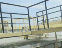 Modification Roof Level WP Plant